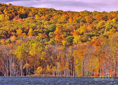 Photograph - Monksville Reservoir 2 by Allen Beatty