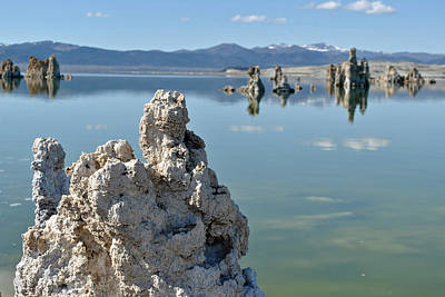 Photograph - Mono Lake Ca 20 by Jeff Brunton
