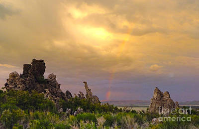 Photograph - Mono Lake - 29 by Gregory Dyer