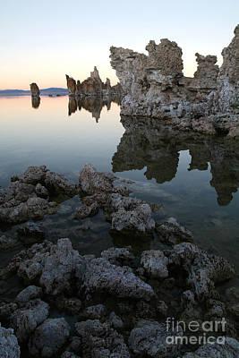 Mono Lake - 06 Art Print