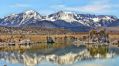 Soap Suds - Mono Lake  6504 by Jack Schultz