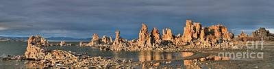 Photograph - Mono Lake Afternoon Panorama by Adam Jewell