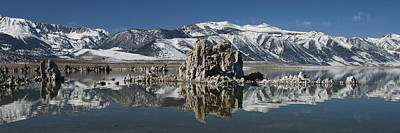 Photograph - Mono Lake And The Tufas by Greg Kluempers
