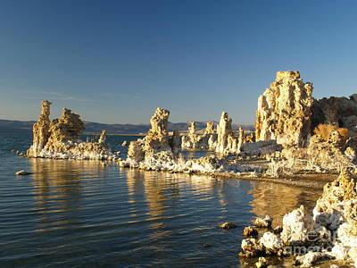 Landscape Photograph - Mono Lake California by Alex Cassels