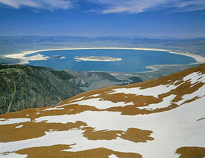 Photograph - 6m6512-mono Lake From Mt. Dana  by Ed  Cooper Photography