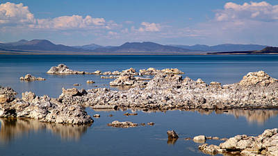 Photograph - Mono Lake by Joe Urbz