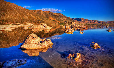 Photograph - Mono Lake by Kyle Simpson