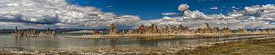 Photograph - Mono Lake Pano by Cat Connor