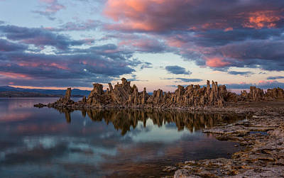 Photograph - Mono Lake by Tassanee Angiolillo