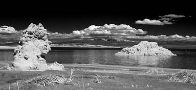 Photograph - Mono Tufa by Cat Connor