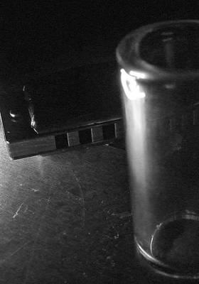 Photograph - Monochrome Blues by Everett Bowers
