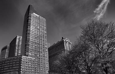 Photograph - Monochrome Manhattan by Dan Sproul