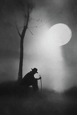 Grainy Photograph - Monologue by Jay Satriani