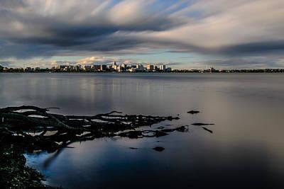 Photograph - Monona View by Randy Scherkenbach