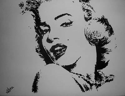 Monroe Art Print by Cherise Foster