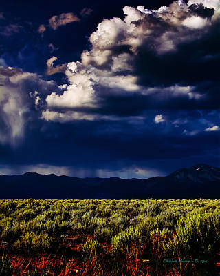 Photograph - Monsoon by Charles Muhle