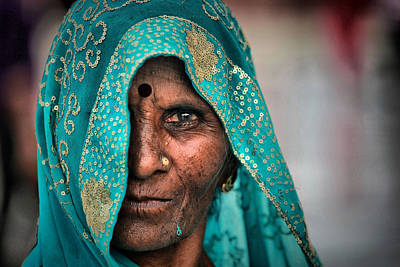 Old Age Photograph - Monsoon by Salvatore Gebbia