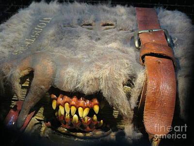 Monster Book Of Monsters Art Print