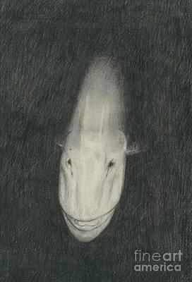 Monster Art Print by Larry Green