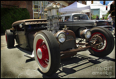 Photograph - Monster Rat Rod by James C Thomas
