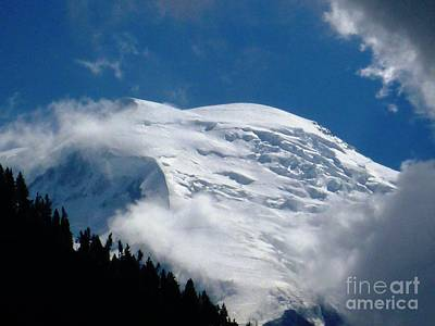 Photograph - Mont Blanc - France by Cristina Stefan