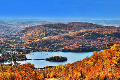 Photograph - Mont Tremblant 02 by Aimelle