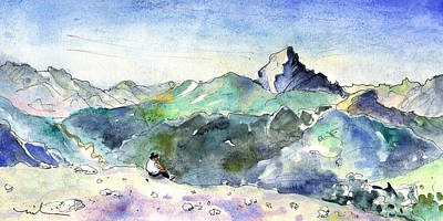 Anne Geddes Florals - Montagnes Pyrenees by Miki De Goodaboom