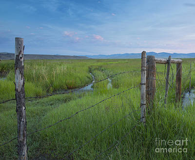 Photograph - Montana Countryside by Idaho Scenic Images Linda Lantzy