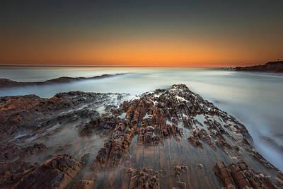 Photograph - Montana De Oro Dawn....  Los Osos by Tim Bryan