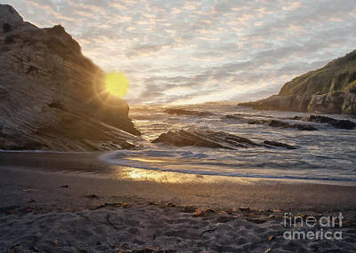Photograph - Montana De Oro Sunset II by Sharon Foster