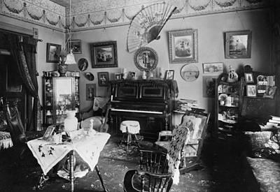 Photograph - Montana Home, C1900 by Granger