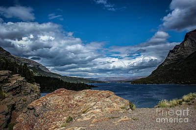 Photograph - Montana Skies by Jim McCain