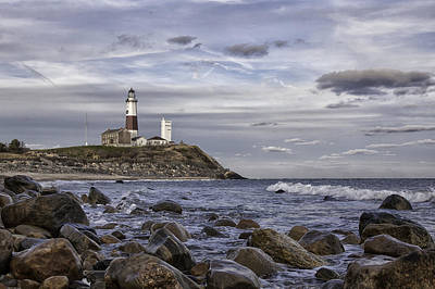 Montauk Afternoon Art Print