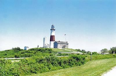 Graduation Sayings - Montauk Lighthouse by John Koehler
