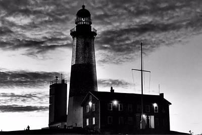 Photograph - Montauk Point by DJ Florek