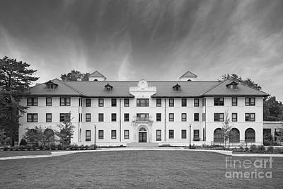 Nj Photograph - Montclair State University Edward Russ Hall by University Icons
