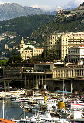Photograph - Monte Carlo by Emanuel Tanjala