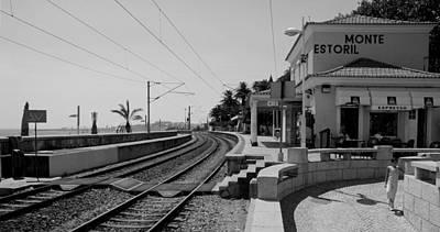 Photograph - Monte Estoril by Luis Esteves