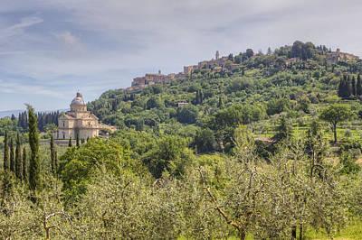 Siena Wall Art - Photograph - Montepulciano by Joana Kruse