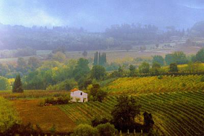 Photograph - Montepulciano by John Galbo