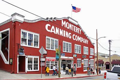 Photograph - Monterey 2 by Masha Batkova