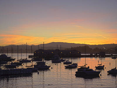 Photograph - Monterey Morning by Derek Dean