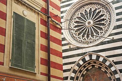 Monterosso Al Mare  Cinque Terre Art Print