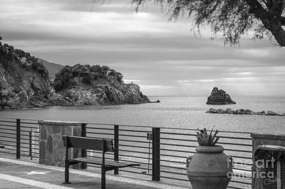 Photograph - Monterosso Al Mare Harbor by Prints of Italy