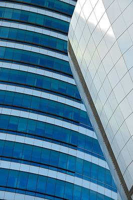 Photograph - Montevideo Torre Antel by Steven Richman