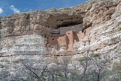 Photograph - Montezuma Castle by Jim Vallee