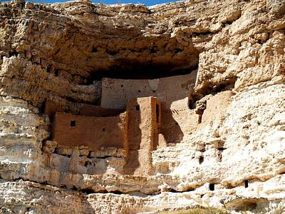 Photograph - Montezuma Castle by Joshua House