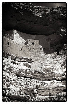 Photograph - Montezuma Castle National Monument by John Rizzuto