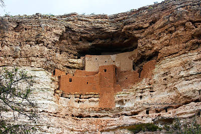 Photograph - Montezuma Castle National Monument by Pat McGrath Avery