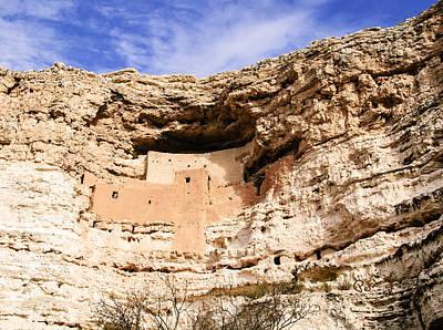 Photograph - Montezuma Castle by Penny Lisowski